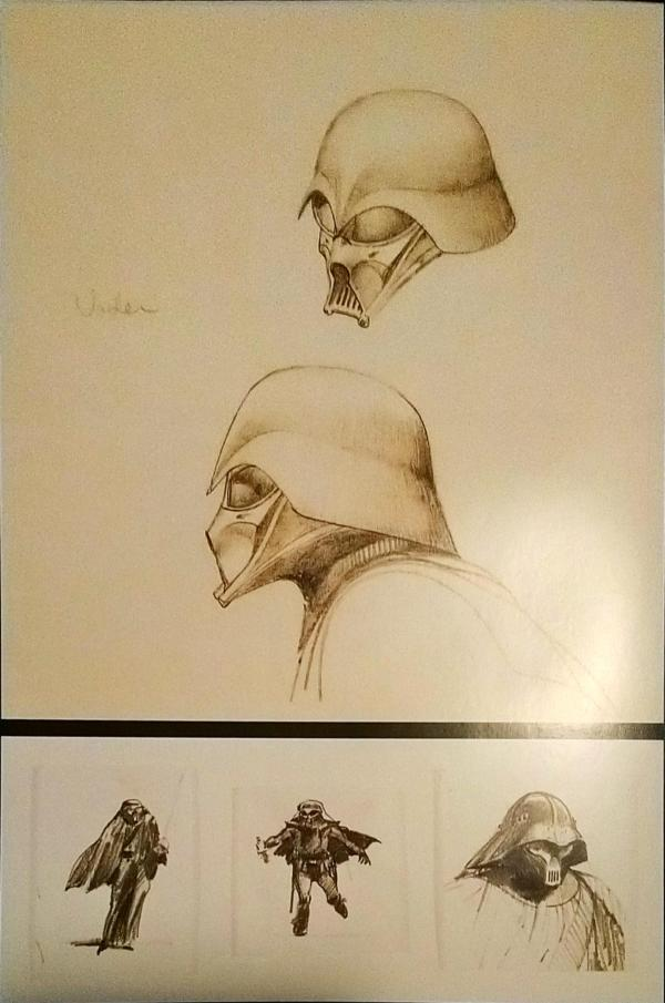 Rare Star Wars Concept Art Reveals Terrifying Early