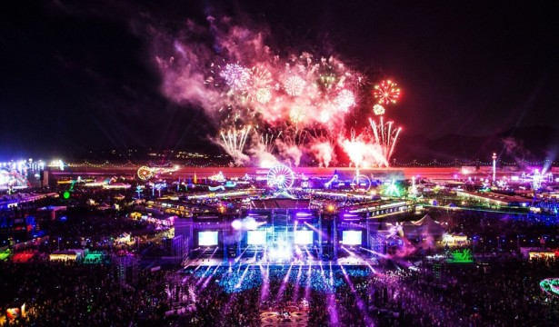 The Numbers Are In For Edc Las Vegas 2014
