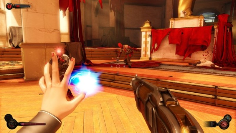 GOTY Nominees Burial at Sea