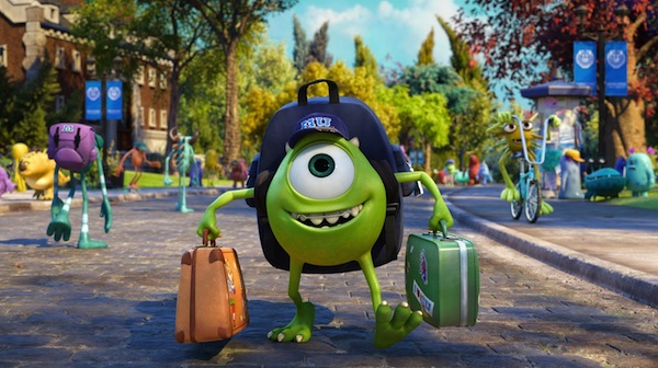 Mike Monsters University still 1 Monsters University Review