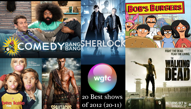 Best TV Shows Of 2012 We Got This Covered