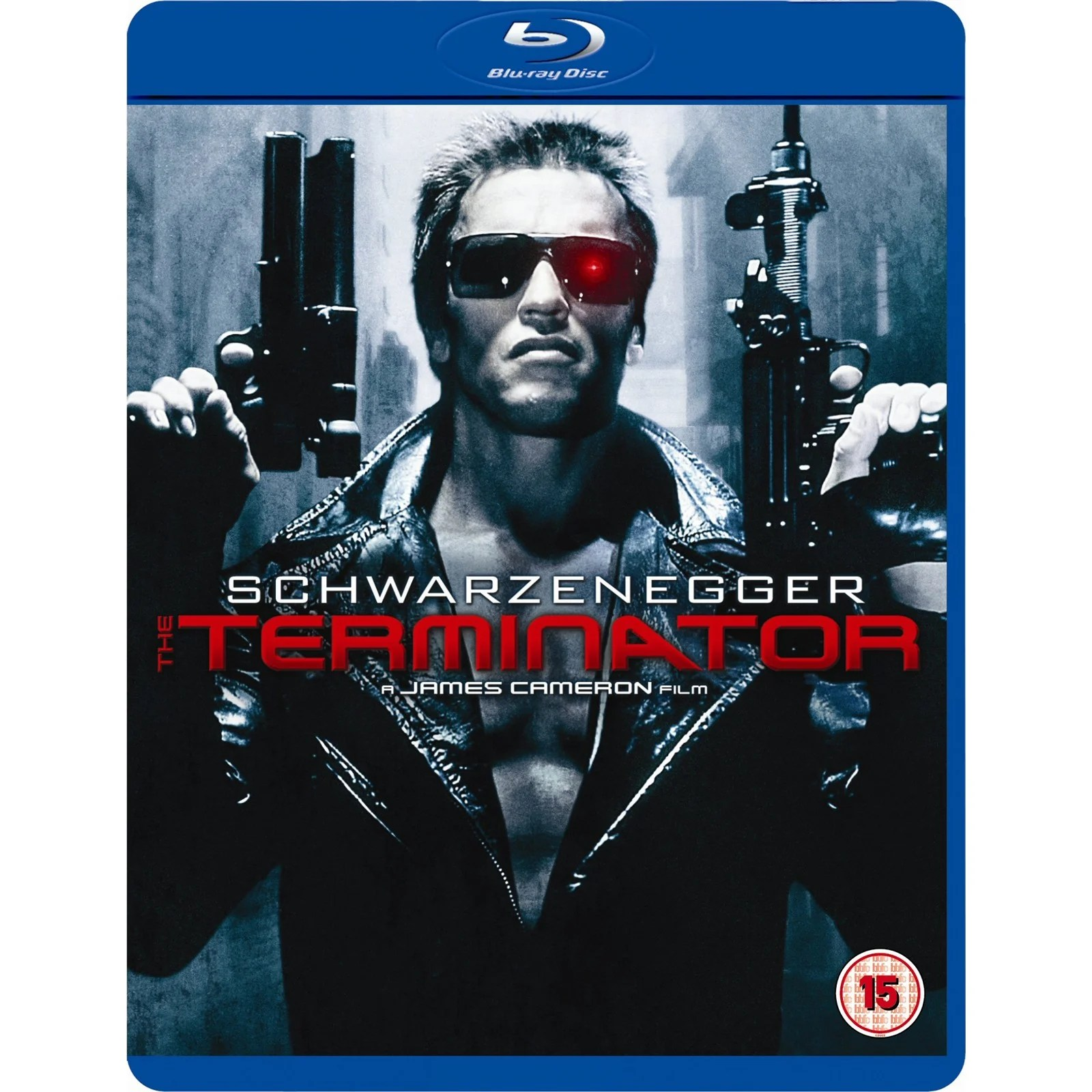 The Terminator Remastered Edition BluRay Review