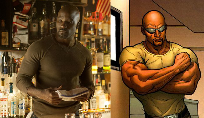 Image result for luke cage tv series