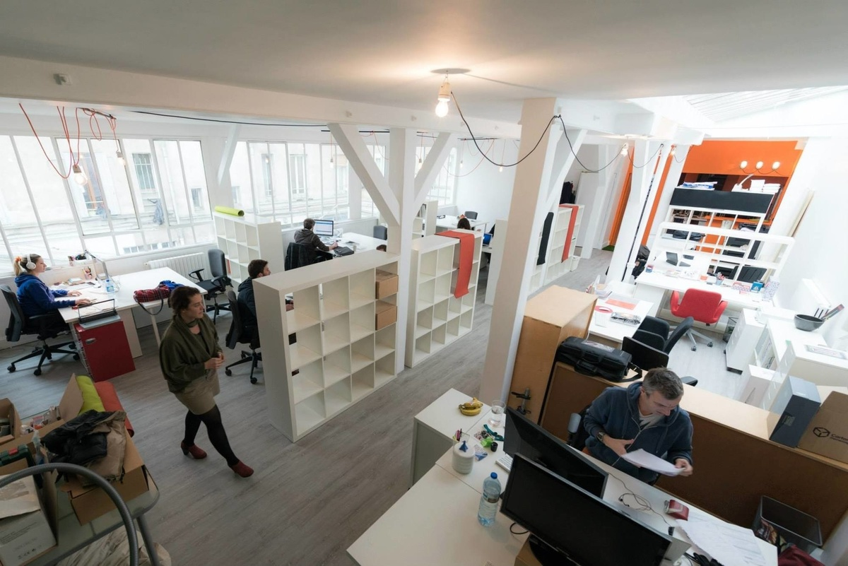 Top 20 espaces de coworking  Paris