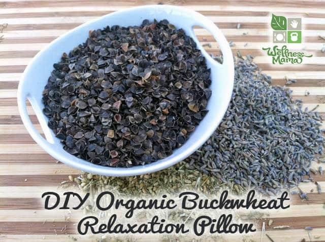 How to Make Homemade Organic Buckwheat Pillows  Wellness Mama