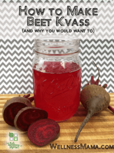How to Make Beet Kvass and why 224x300 5 Ways to Consume More Probiotics