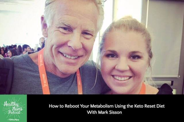 How to Reboot Metabolism Using Keto Reset Diet with Mark Sisson