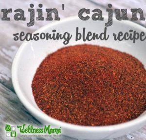Rajin Cajun Sesoning Blend Recipe