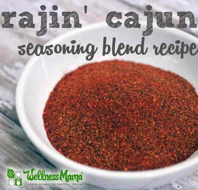 Rajin Cajun Sesoning Blend Recipe