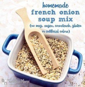 Wellness Mama French Onion Soup Mix copy