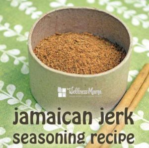 Wellness Mama Jamaican Jerk Seasoning