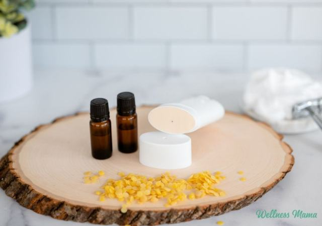 DIY Deodorant for Men