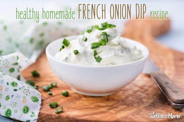 how to make french onion dip