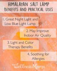 Himalayan Salt Lamps: 4 Important Benefits For Your Home