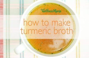 how-to-make-turmeric-broth