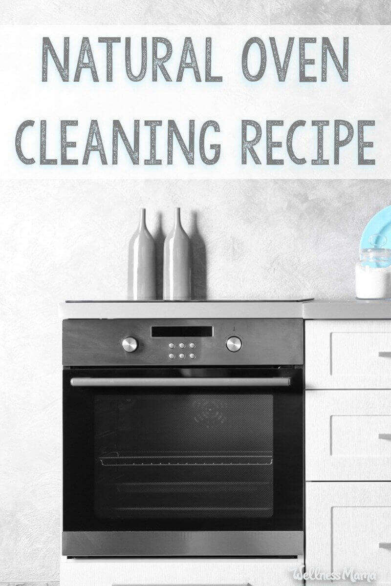 Best Way to Clean an Oven  Natural Oven Cleaner