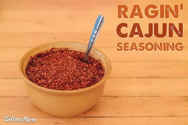 ragin cajun seasoning recipe