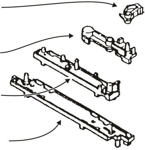 FU1014 Funai Hook Trigger, Funai / Teac / Palsonic