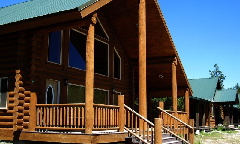 Historic Ponds Lodge Island Park Idaho  AllTrips