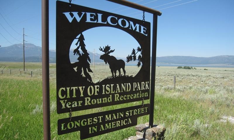Island Park Idaho ID  Welcome  AllTrips