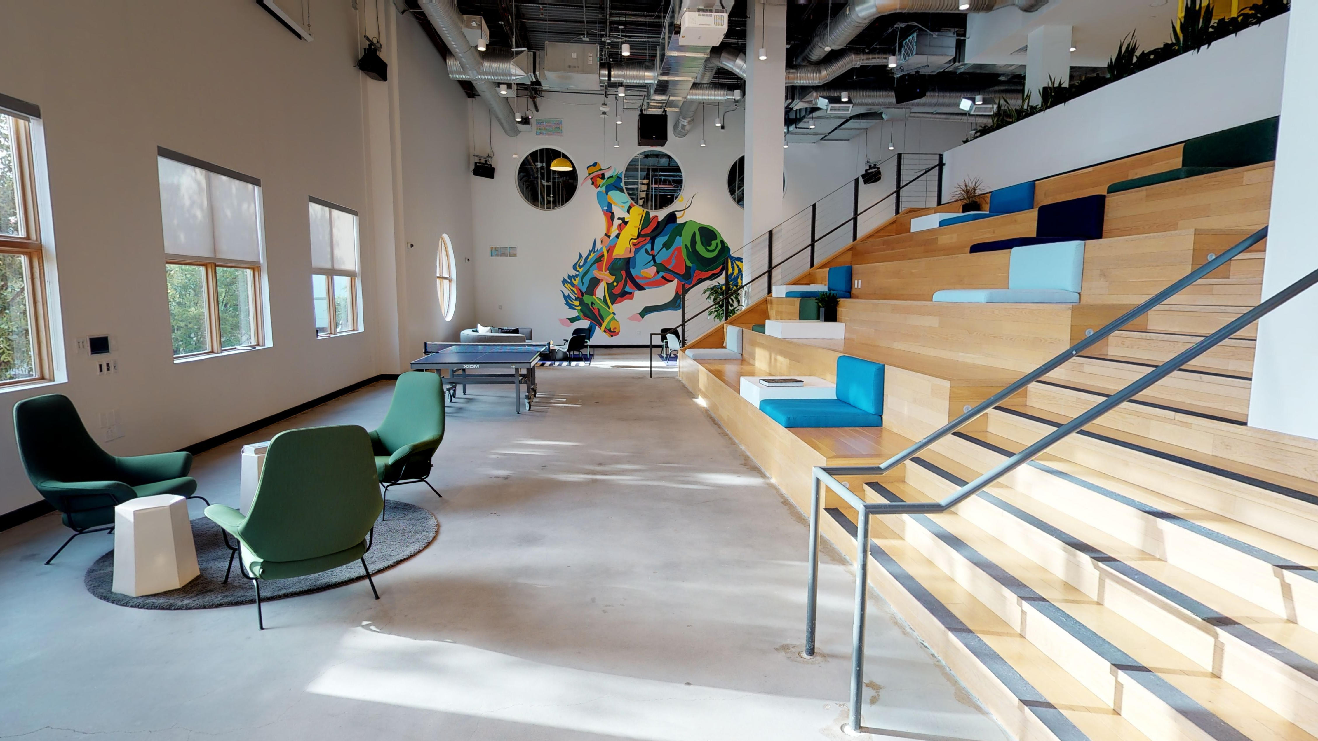 legacy north coworking space in plano