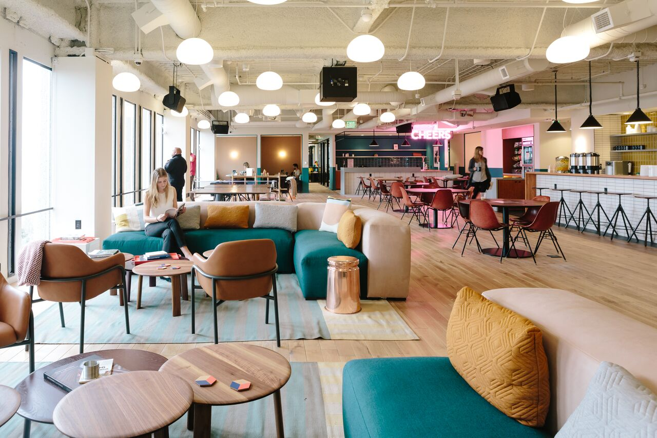 Scotia Plaza - Downtown Toronto Coworking Space Wework