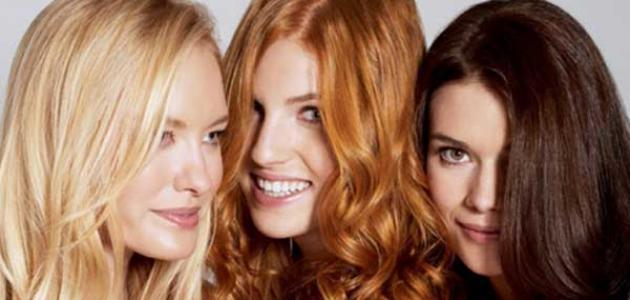 كيف تختارين لون صبغة الشعر المناسب موسوعة وزي وزي