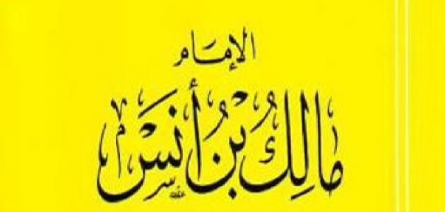 من هو الإمام مالك موسوعة وزي وزي