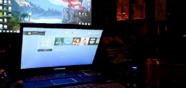 كيفية تشغيل الكمبيوتر على شاشة التلفاز موسوعة وزي وزي