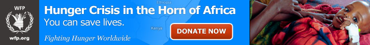 Help those suffering in the Horn of Africa