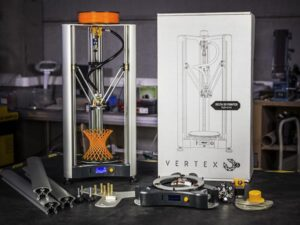 VERTEX DELTA 3D PRINTER AND STARTER SET