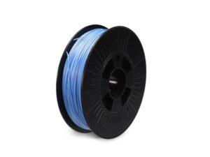 "1.75 mm (1/16"") PLA SATIN FILAMENT - BLUE - 750 g"