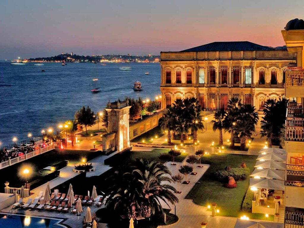 best palace hotels in the world