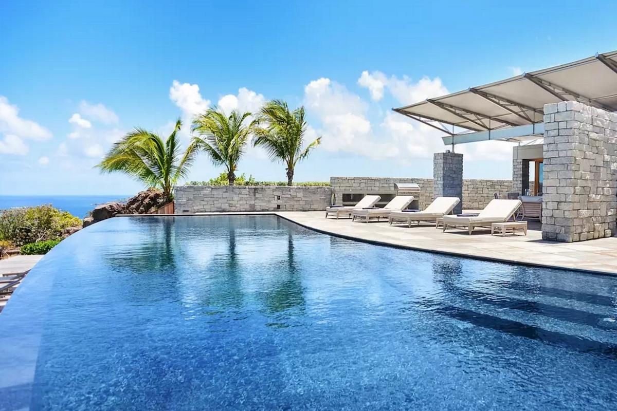 Best Kitchen Gallery: St Barts Luxury Villas Where To Stay of St Barts Luxury Villas  on rachelxblog.com