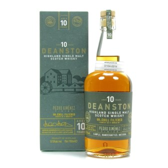 Deanston 10 Jahre Pedro Ximinez finish Cask Strength 0,70 L/ 57.50%