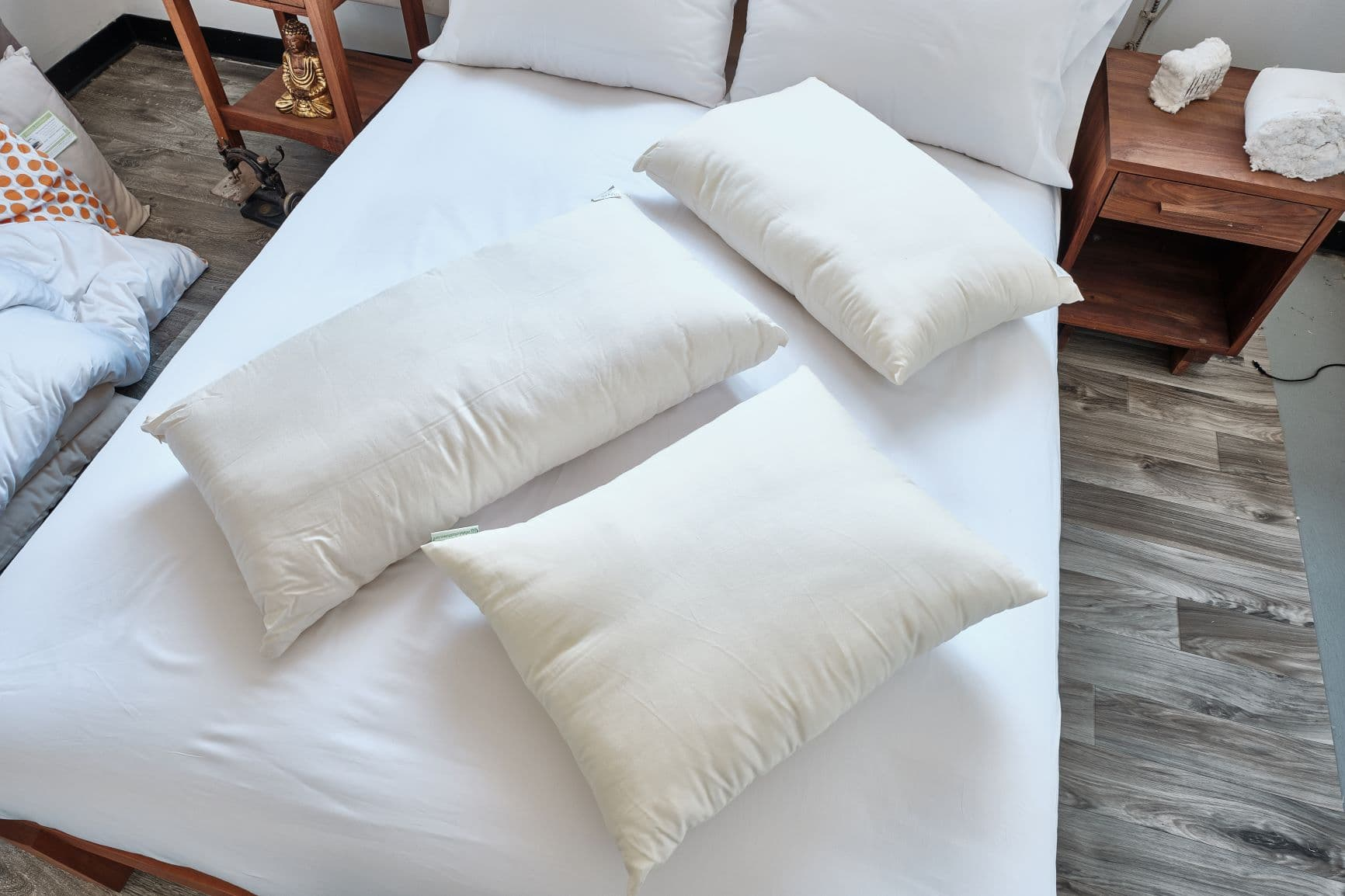 perfect pillow at white lotus home