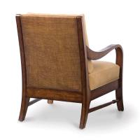Palecek Bainbridge Lounge Chair 7044 Rattan Wicker Furniture