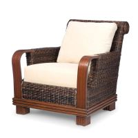 Palecek Havanawood Lounge Chair 7618 Rattan Wicker Furniture
