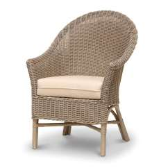 Wicker Rocking Chairs Wing Back Accent Chair Palecek Bistro High 7408 Rattan