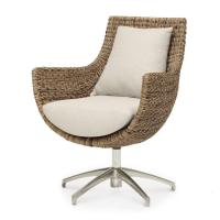 Palecek Metro Swivel High Back Chair 7732