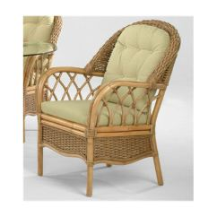 Wicker Swivel Outdoor Dining Chair Mobile Barber Braxton Culler Everglade Set 905-075