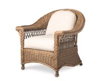 Palecek Bridgeport Lounge Chair 7175 Rattan Wicker Furniture