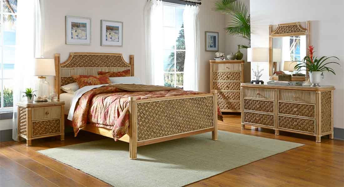 5 piece nassau king bedroom set
