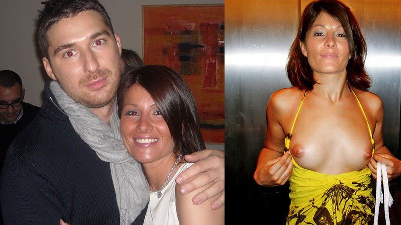WifeBucket  Beforeafter sex pics of real amateur wives