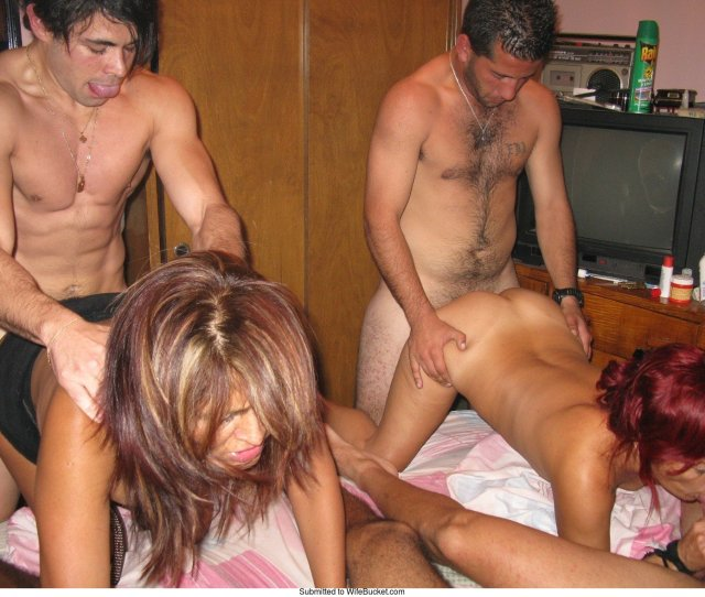 These Mature Latinas Are Big Fans Of Orgies Group Sex But Mostly Wife Swap What Can I Say They Are Best Friends In Life So Why Not In Bed Too