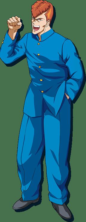 【幽白マジバトル】桑原和真の評価とステータス - 幽遊白書100%本気(マジ)バトル攻略まとめWiki