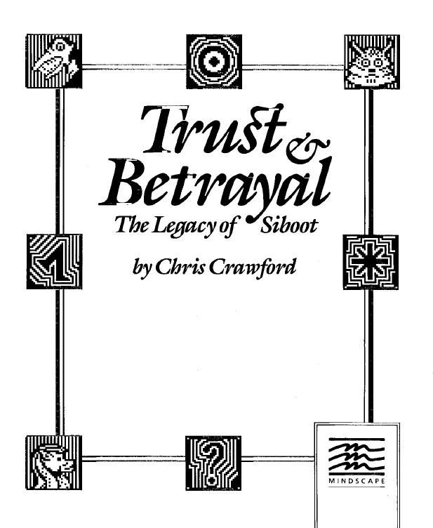 Trust & Betrayal: The Legacy of Siboot — StrategyWiki, the
