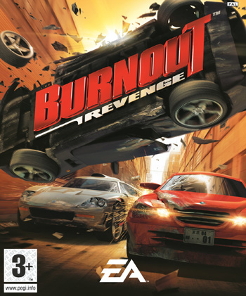 Burnout Revenge  StrategyWiki the video game walkthrough and strategy guide wiki