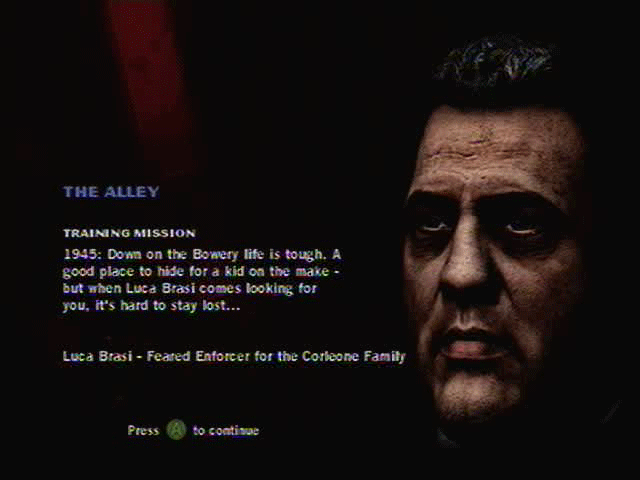 The Godfather The GameThe Alley  StrategyWiki the