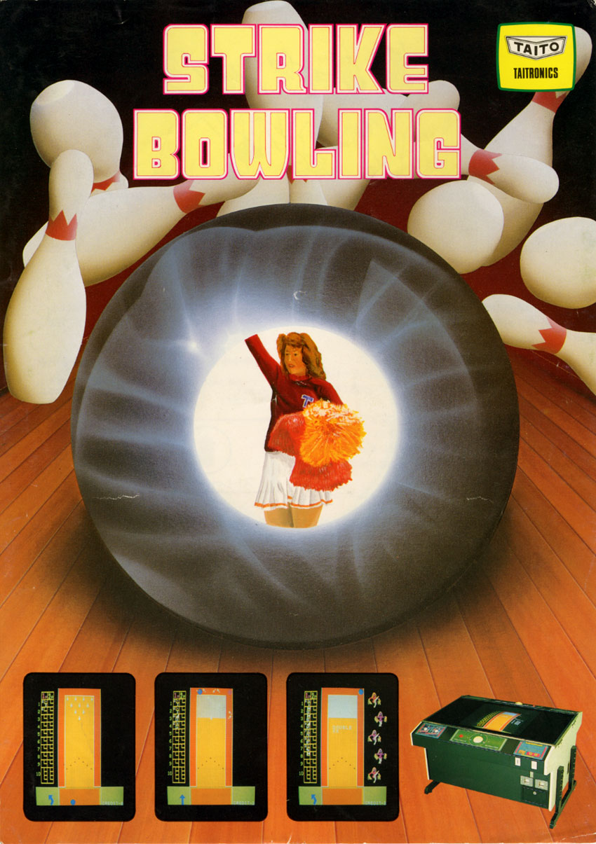 Strike Bowling  StrategyWiki the video game walkthrough and strategy guide wiki